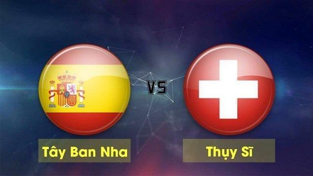 Soi kèo bóng đá trận Tây Ban Nha vs Thụy Sĩ, 23h00 – 02/07/2021