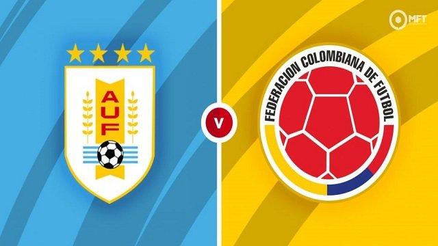 Soi kèo bóng đá trận Uruguay vs Colombia, 5:00 – 04/07/2021