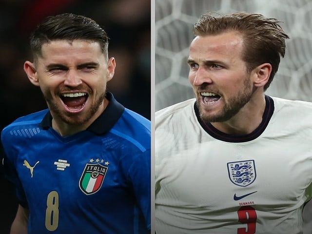 Soi kèo bóng đá trận Ý vs Anh, 02:00 – 12/07/2021