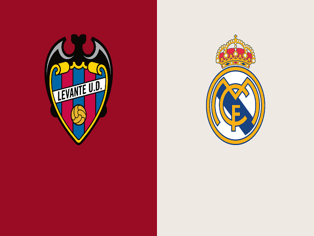 Soi kèo bóng đá trận Levante vs Real Madrid, 03:00 – 23/08/2021