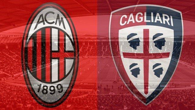 Soi kèo bóng đá trận AC Milan vs Cagliari, 1h45 – 30/08/2021