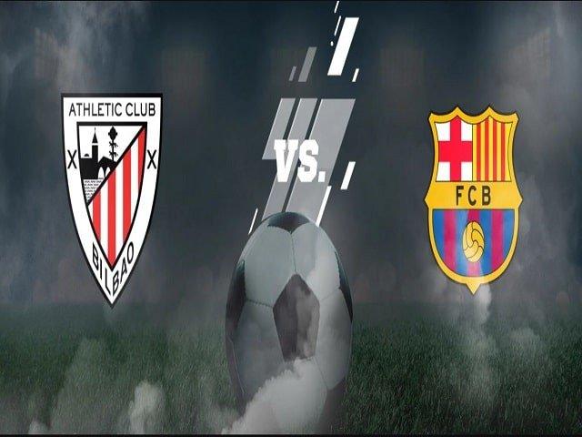 Soi kèo bóng đá trận Athletic Bilbao vs Barcelona, 03:00 – 22/08/2021