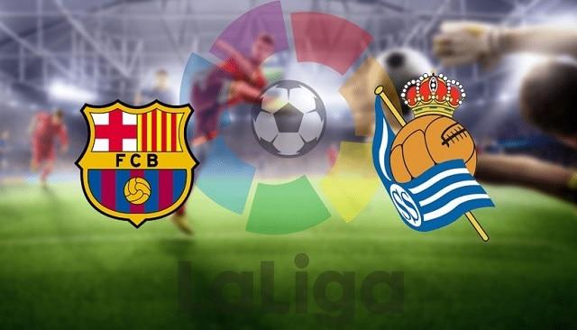 Soi kèo bóng đá trận Barcelona vs Real Sociedad, 1:00 –16/08/2021