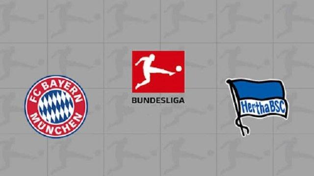 Soi kèo bóng đá trận Bayern Munich vs Hertha Berlin, 23h30 – 28/04/2021