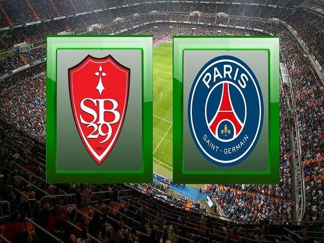 Soi kèo bóng đá trận Brest vs PSG, 02:00 – 21/08/2021