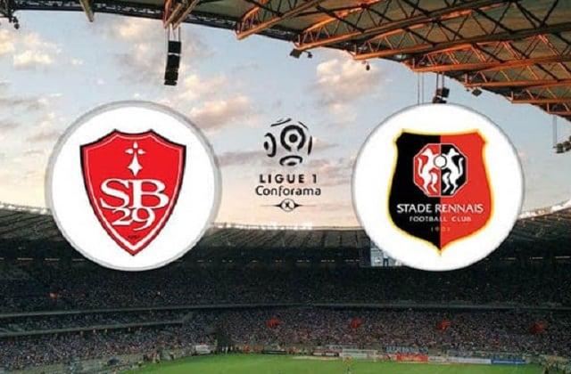 Soi kèo bóng đá trận Brest vs Rennes, 20h00 – 15/05/2021