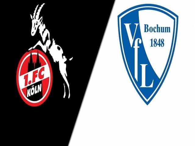 Soi kèo bóng đá trận FC Koln vs VfL Bochum, 20:30 – 28/08/2021