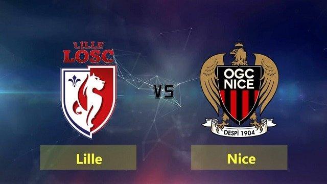 Soi kèo bóng đá trận Lille vs Nice, 22:00 – 14/07/2021