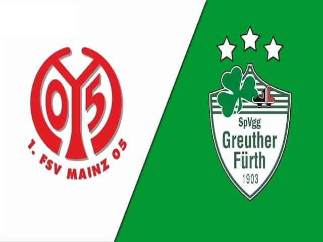 Soi kèo bóng đá trận Mainz 05 vs Greuther Furth, 20:30 – 28/08/2021
