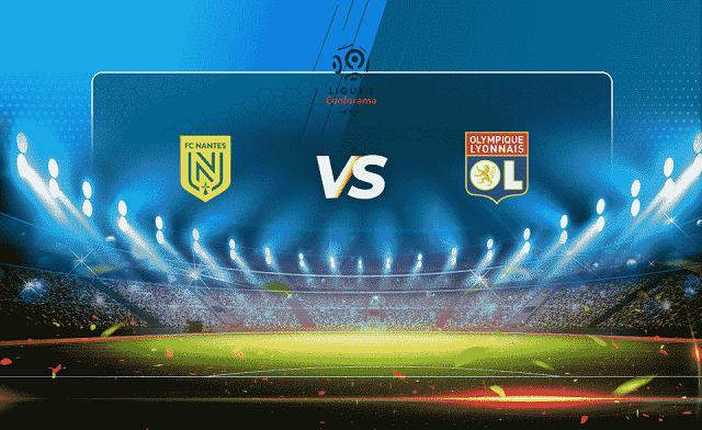 Soi kèo bóng đá trận Nantes vs Lyon, 2h00 – 28/08/2021