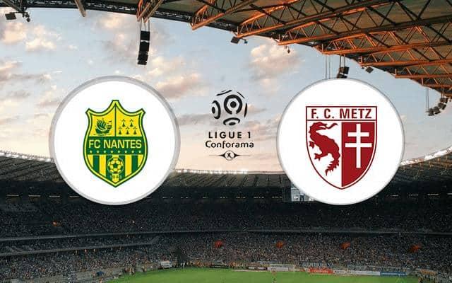 Soi kèo bóng đá trận Nantes vs Metz, 20:00 – 15/08/2021
