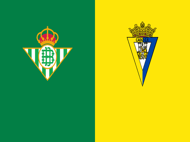 Soi kèo bóng đá trận Real Betis vs Cadiz CF, 02:00 – 21/08/2021
