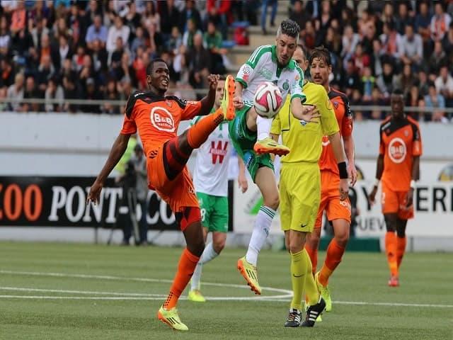 Soi kèo bóng đá trận St Etienne vs Lorient, 20:00 – 08/08/2021