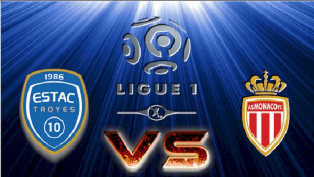 Soi kèo bóng đá trận Troyes vs Monaco, 18:00 – 29/08/2021