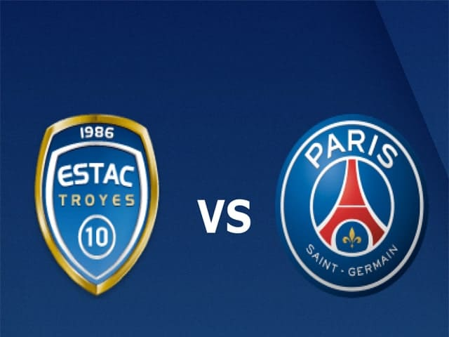 Soi kèo bóng đá trận Troyes vs PSG, 02:00 – 08/08/2021