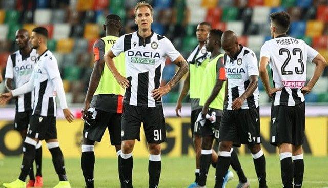 Soi kèo bóng đá trận Udinese vs Venezia, 23h30 – 27/08/2021