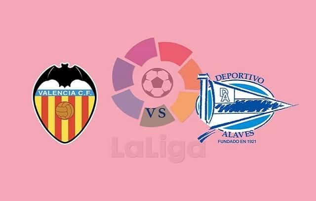 Soi kèo bóng đá trận Valencia vs Alaves, 3:15 – 28/08/20210