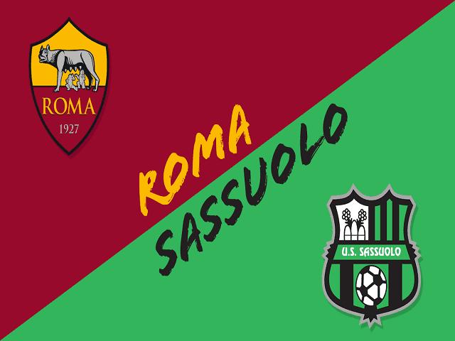 Soi kèo bóng đá trận AS Roma vs Sassuolo, 23:30 – 12/09/2021