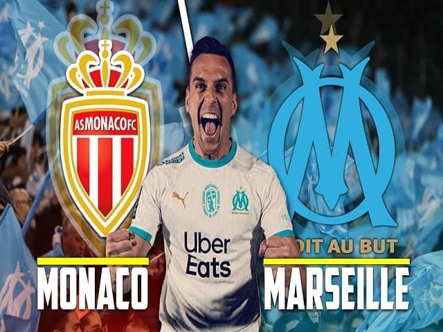 Soi kèo bóng đá trận AS Monaco vs Marseille, 02:00 – 12/09/2021