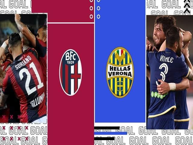 Soi kèo bóng đá trận Bologna vs Hellas Verona, 23:30 – 12/09/2021