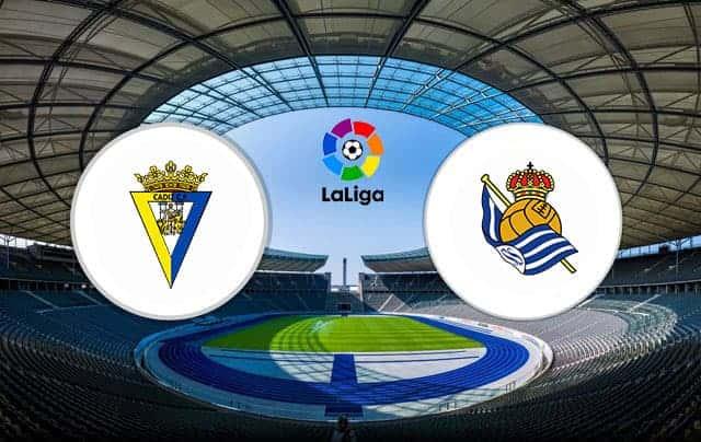 Soi kèo bóng đá trận Cadiz CF vs Real Sociedad, 23h30 – 12/09/2021